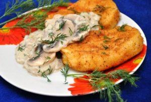 Соус к рыбным котлетам: подборка лучших рецептов