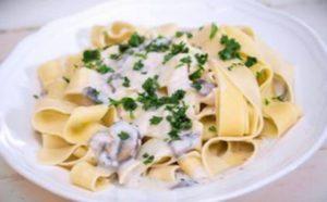 Сливочно-грибной соус и лучшие вариации