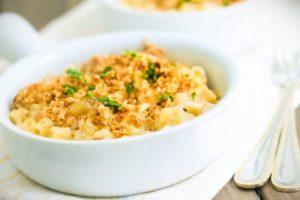 Соусы сырные к макаронам