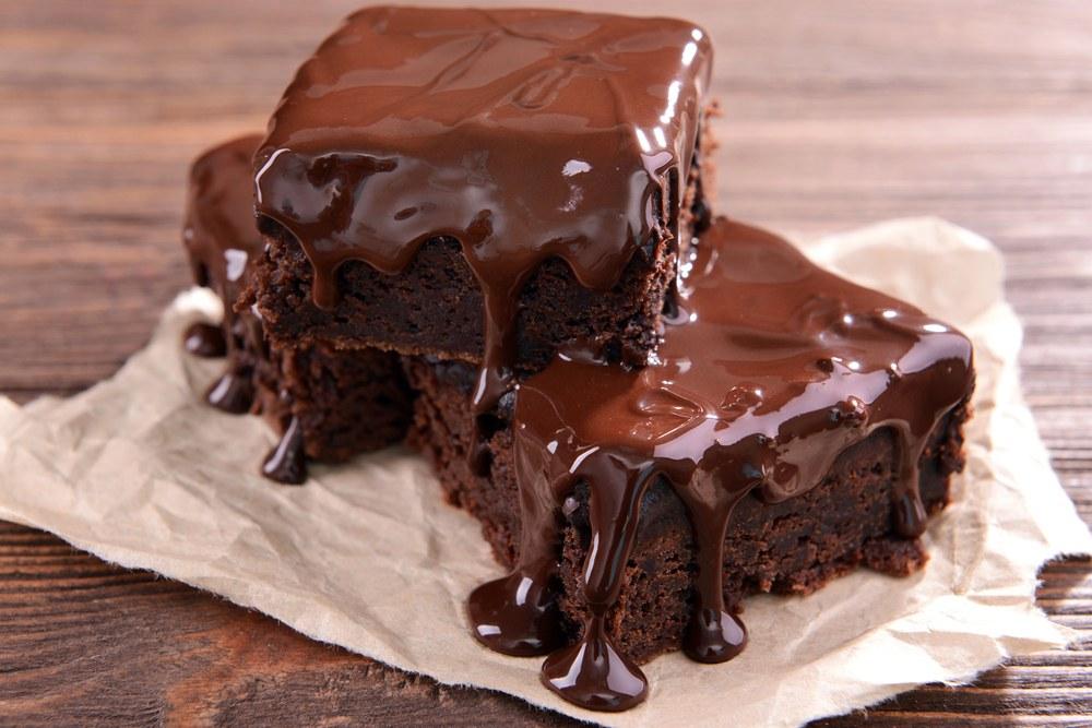 Шоколад для торта
