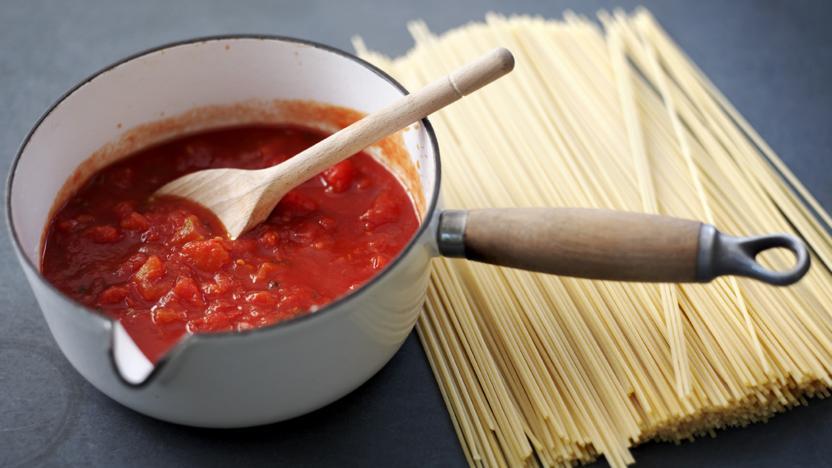 Вкусная томатная заправка