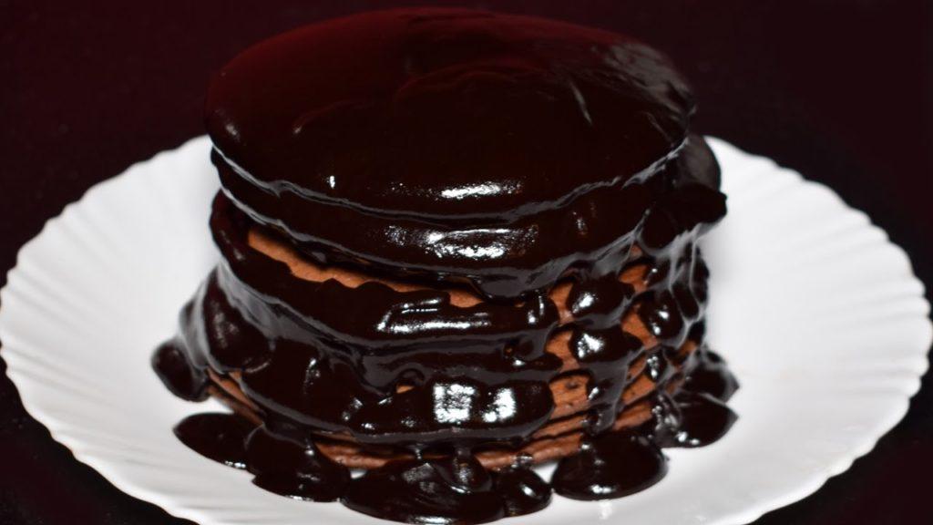 Шоколад для блинов