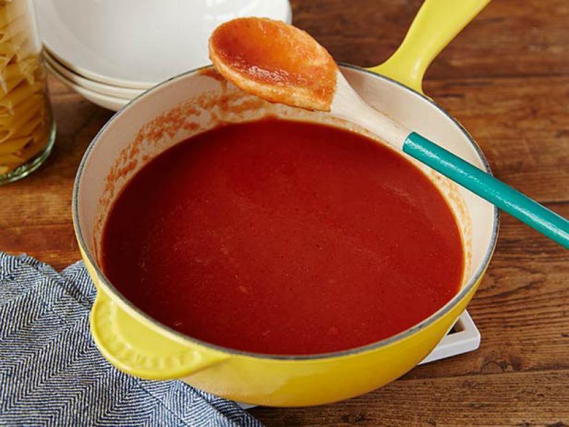 Томатный соус для лазаньи