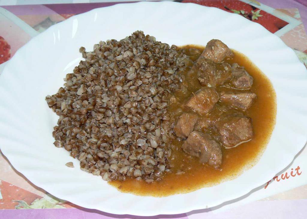 Соус для гречки: без мяса, диетический, томатный, сметанный