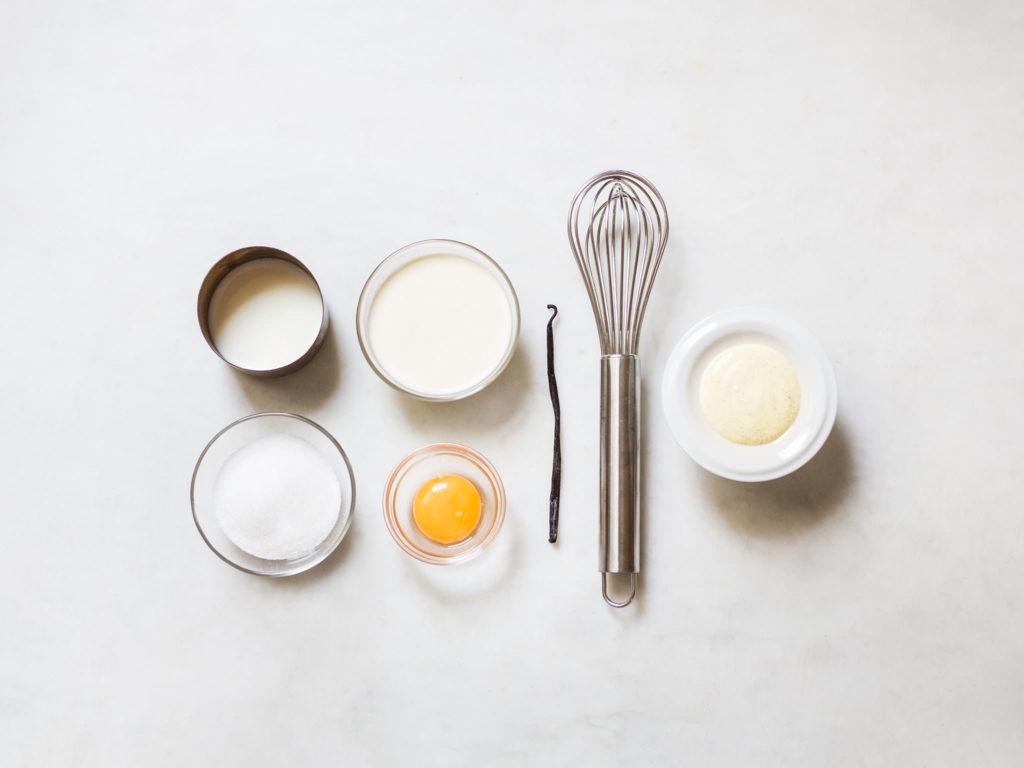 Молочный соус для запеканки как в детском саду