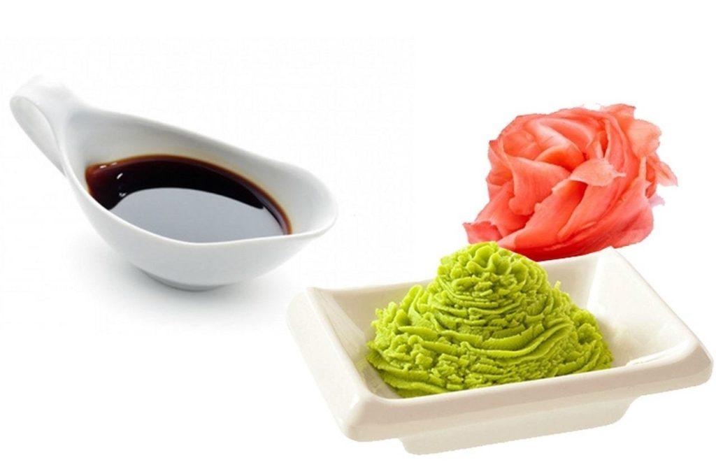 Соус для суши и роллов
