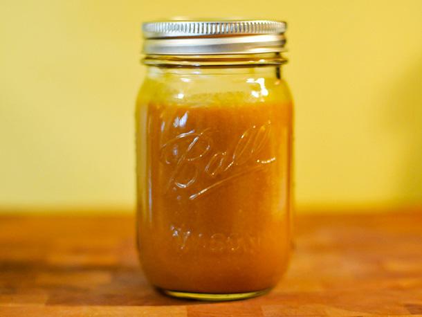 Соус для пельменей с уксусом и горчицей