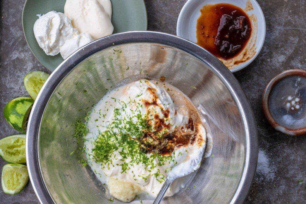 Соус из грецких орехов