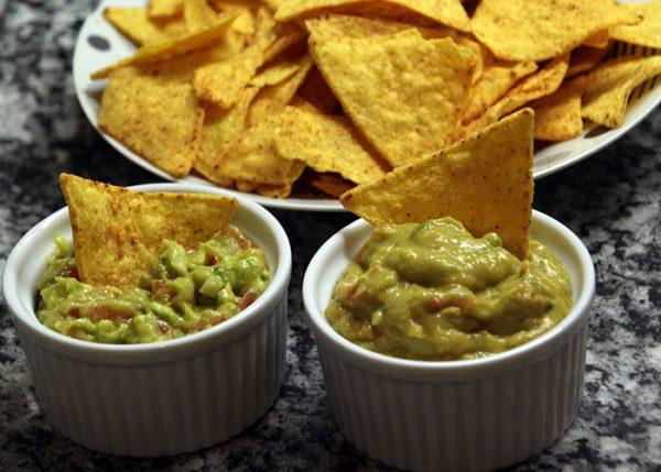 Соус из авокадо Гуакамоле по классическому рецепту для заправки разных блюд
