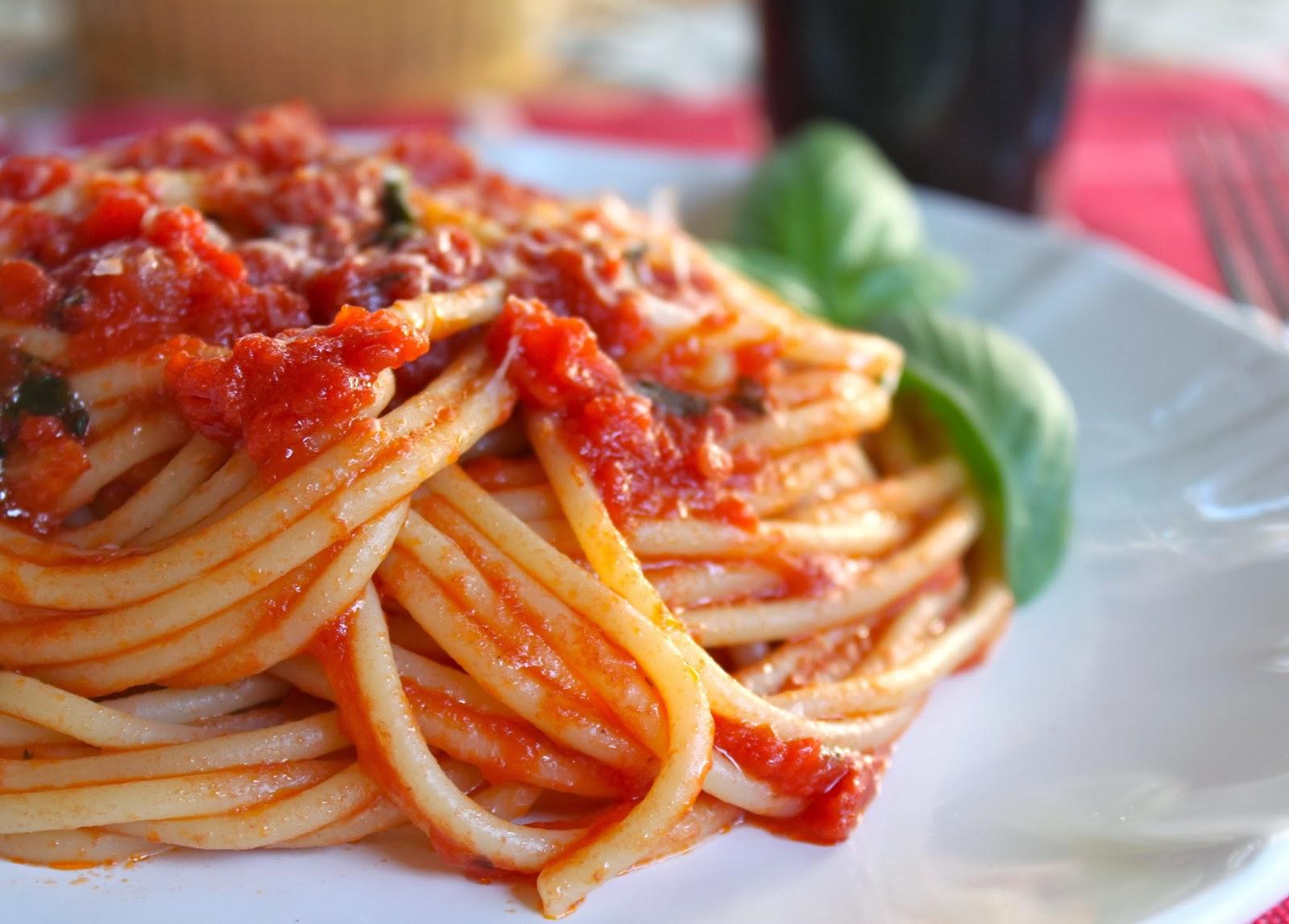 Итальянский соус для спагетти