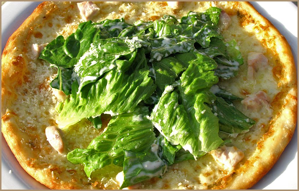 чесночный соус для пиццы цезарь
