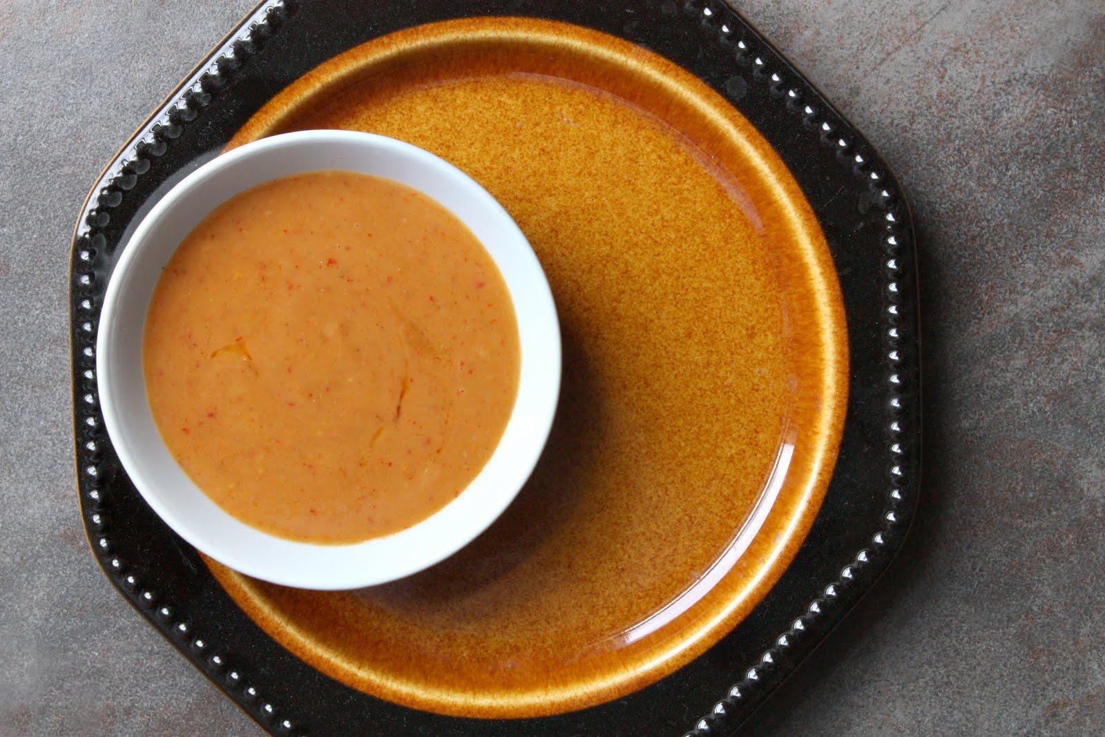 Веганский соус