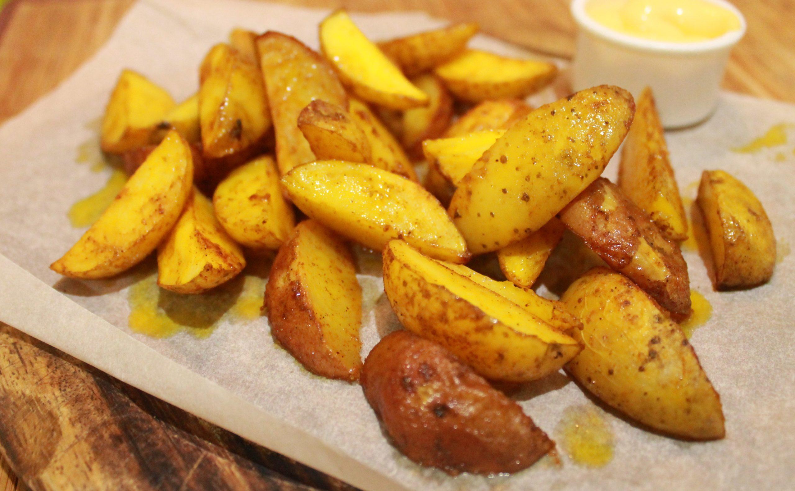 Соус для картошки по-деревенски