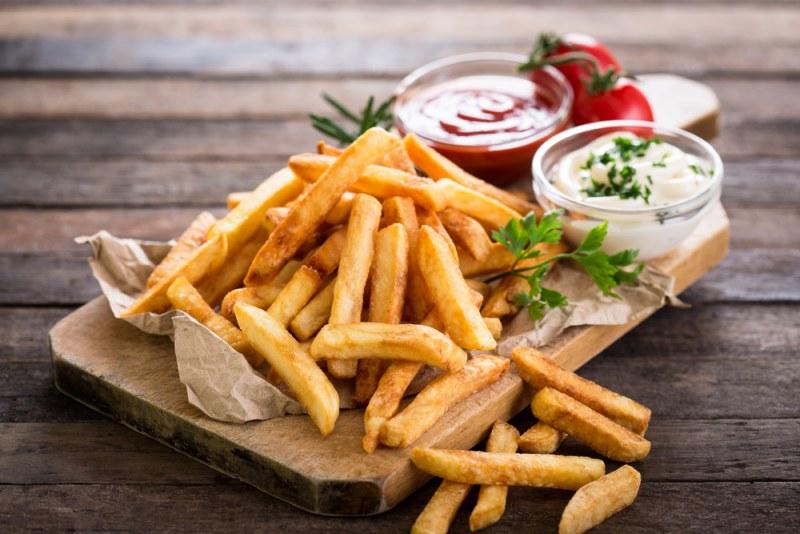 Соус для картошки фри